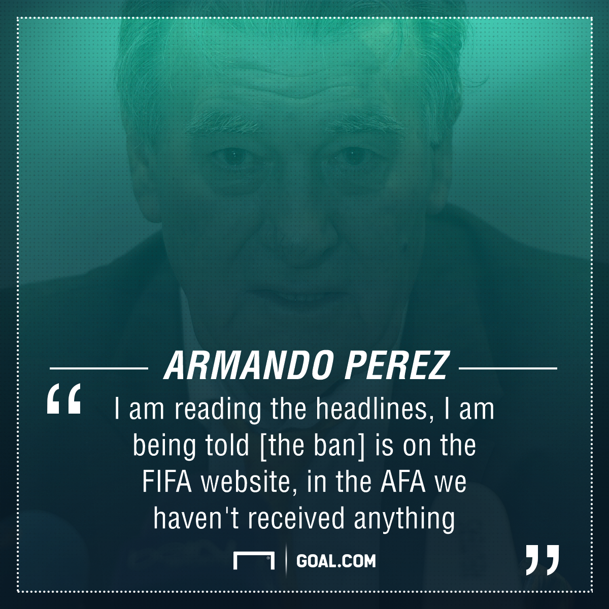 Armando Perez PS