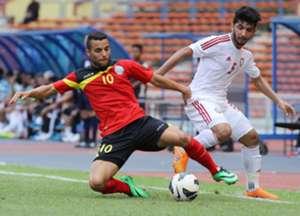 Timor Leste 0-1 UAE (Forfeited 0-3) Amer Abdulrahman