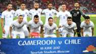 180617 Chile Camerún Confederaciones