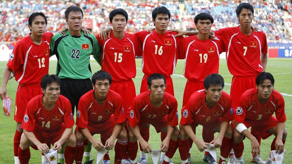 ĐTQG Việt Nam / VCK Asian Cup 2007