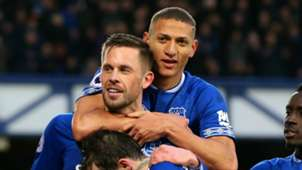 Gylfi Sigurdsson Richarlison Everton 2018-19