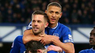 Gylfi Sigurdsson Richarlison Everton 2018-19