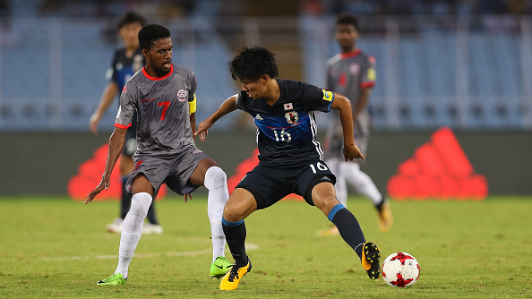 New Caledonia hold Japan to 1-1 draw