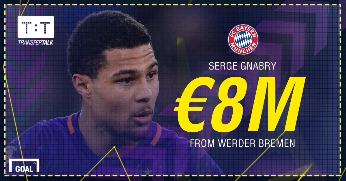 Serge Gnabry Bayern