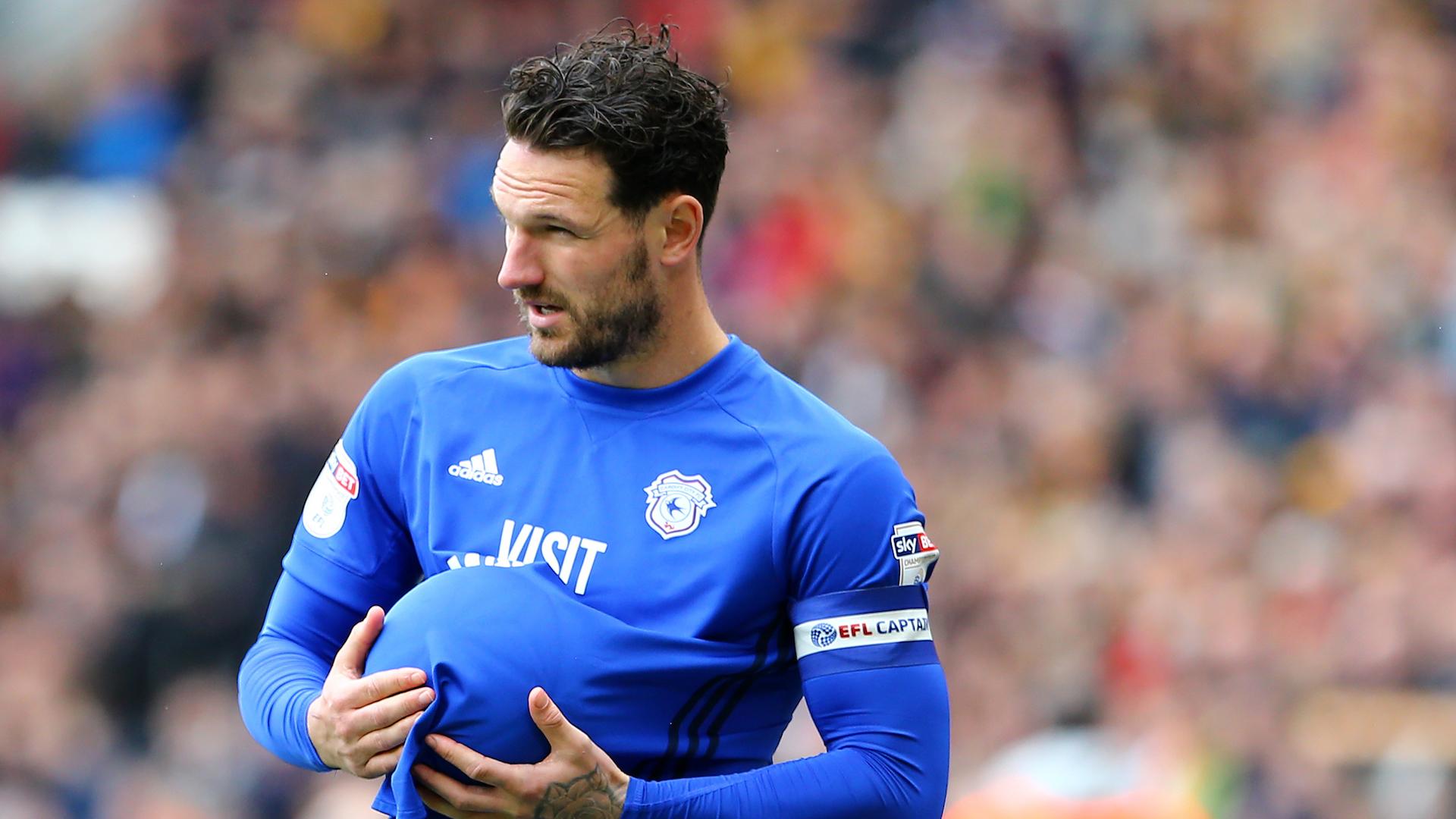 Sean Morrison - Cardiff City