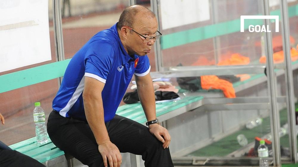 50 sắc thái của HLV Park Hang-seo | Olympic Việt Nam vs Olympic Palestine