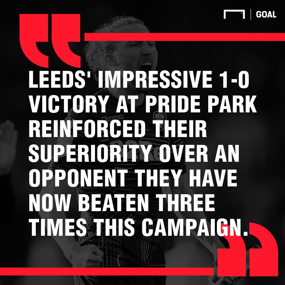 Leeds Derby graphic