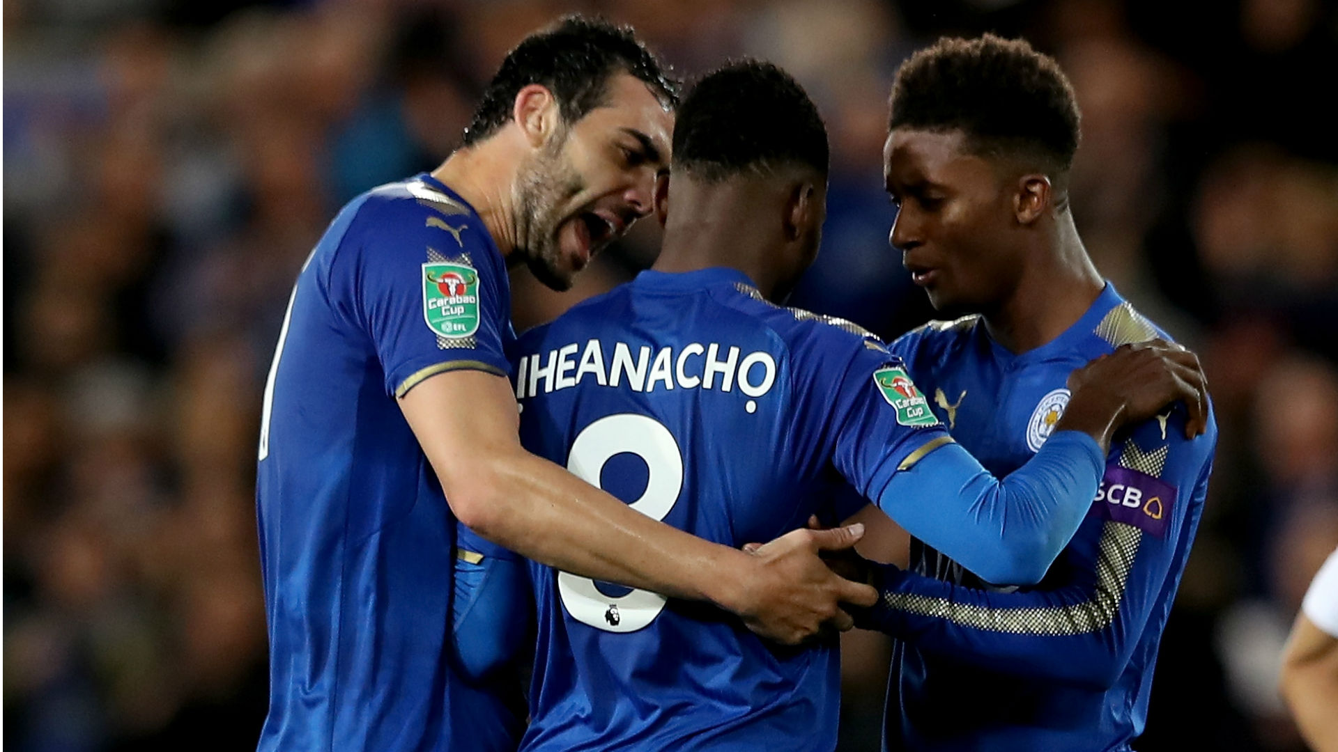 FA Cup Review: Iheanacho makes VAR history, kit confusion reigns