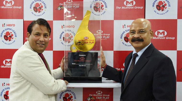 All India Football Federation (AIFF) Director Col. Gautam Kar