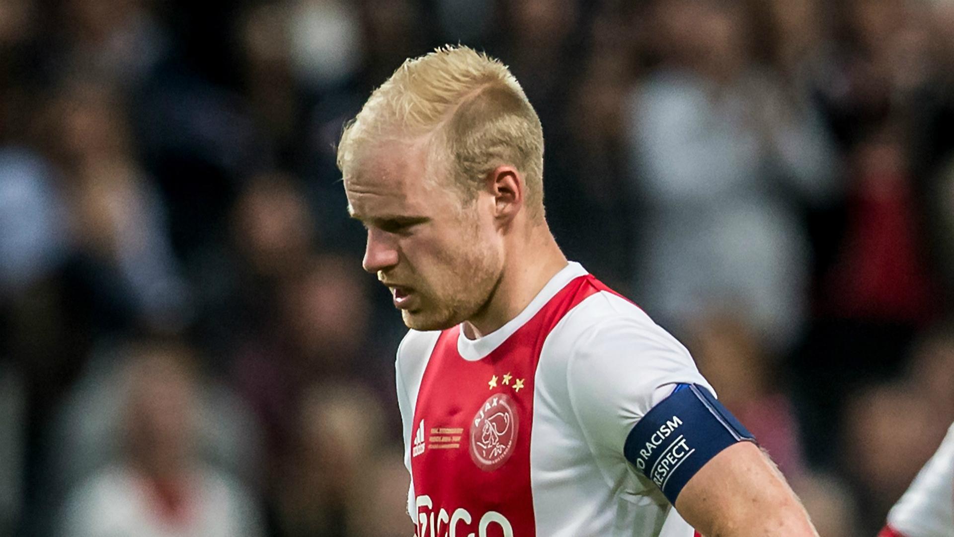 Davy Klaassen, Ajax - Manchester United, Europa League Final 05242017
