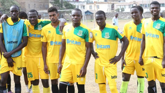 Mathare United 9
