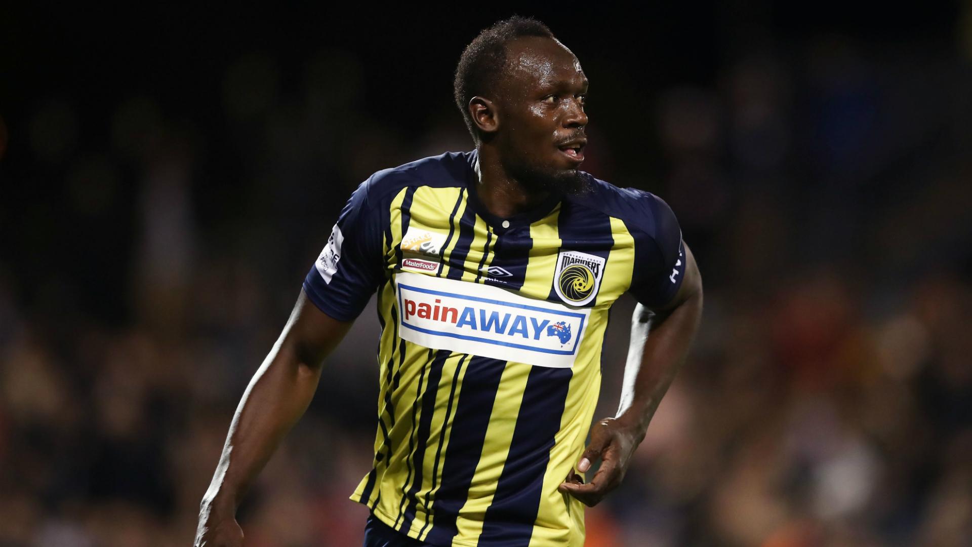 Usain Bolt news: Jamaican contract by Central Coast ...