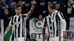 Dybala Bernardeschi Juventus SPAL Serie A