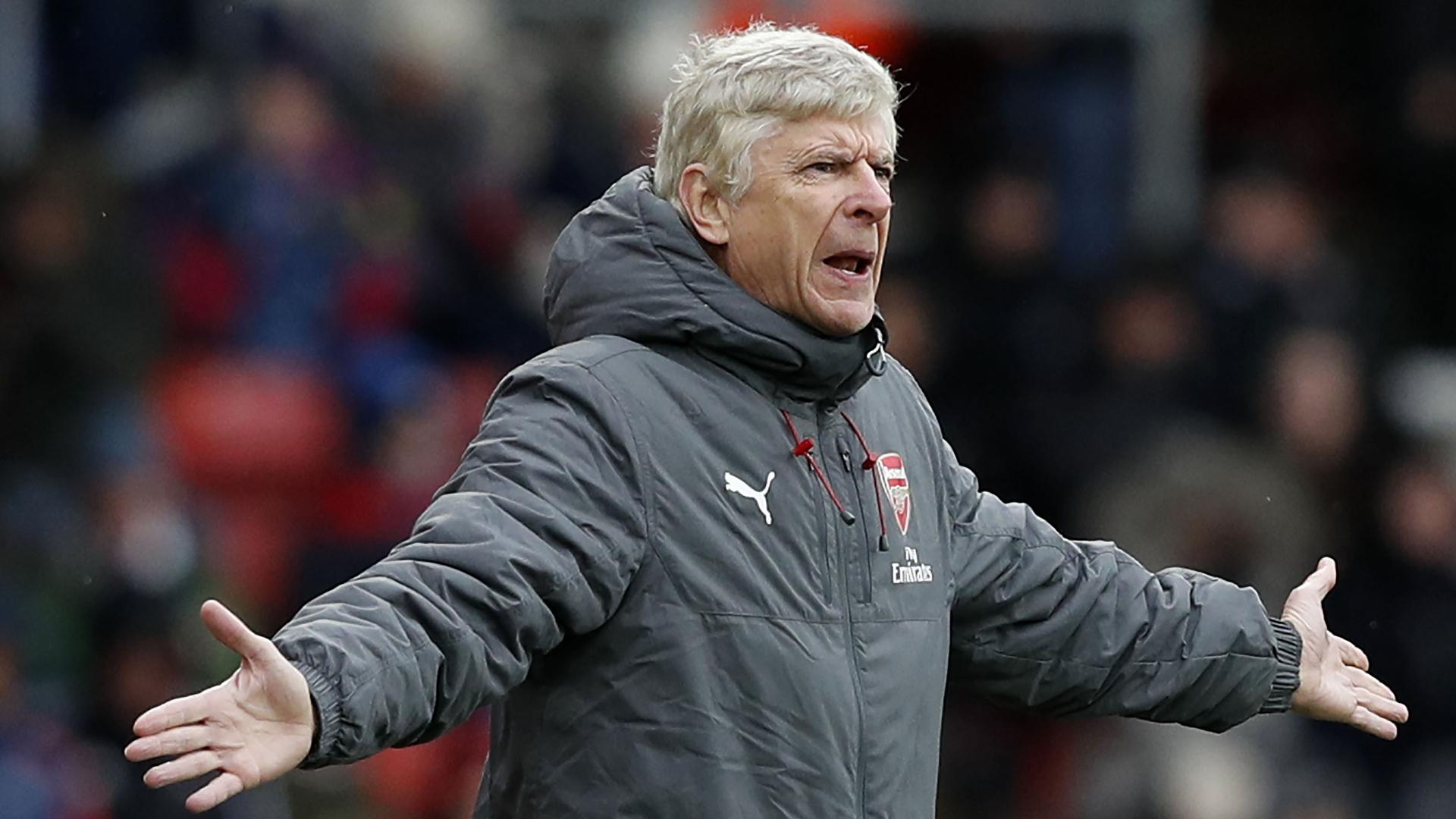 Arsene Wenger Arsenal Southampton