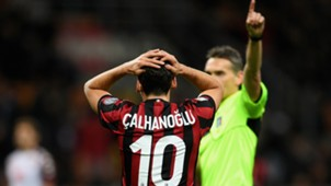 2017-12-26 Hakan Calhanoglu Milan