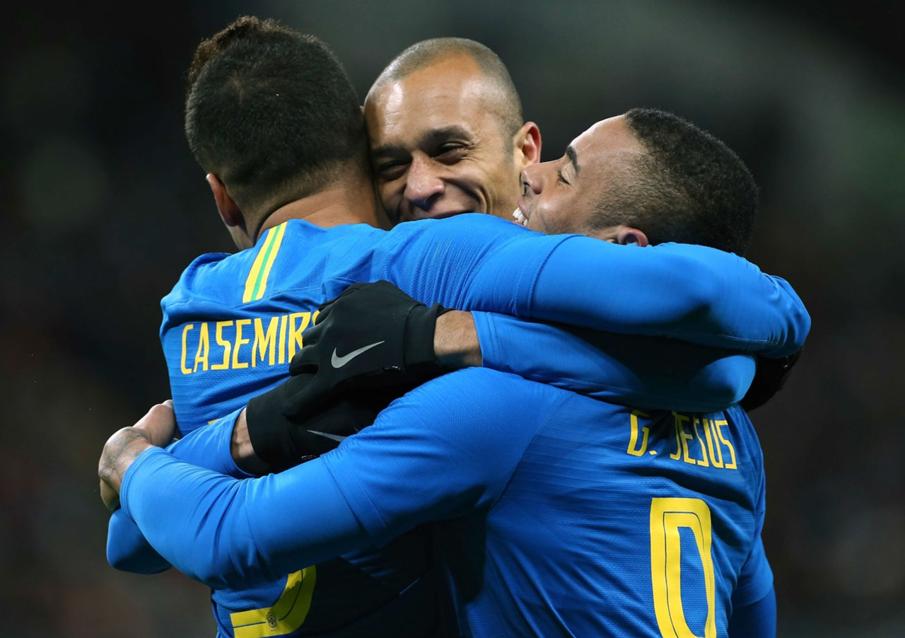 Image result for Brazil Russia 3-0