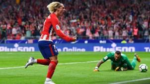antoine griezmann atletico madrid primera division 091617