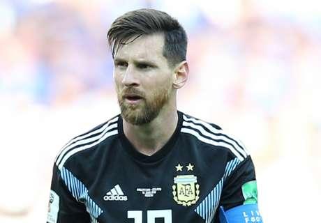 LIVE: Argentina vs Croatia