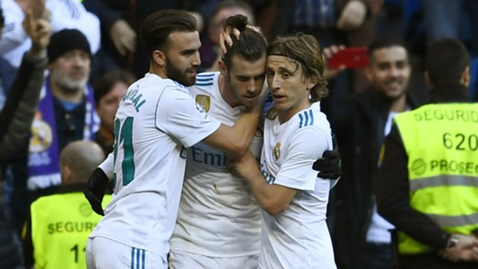 Real Madrid Deportivo LaLiga