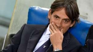 Simone Inzaghi Lazio Europa League