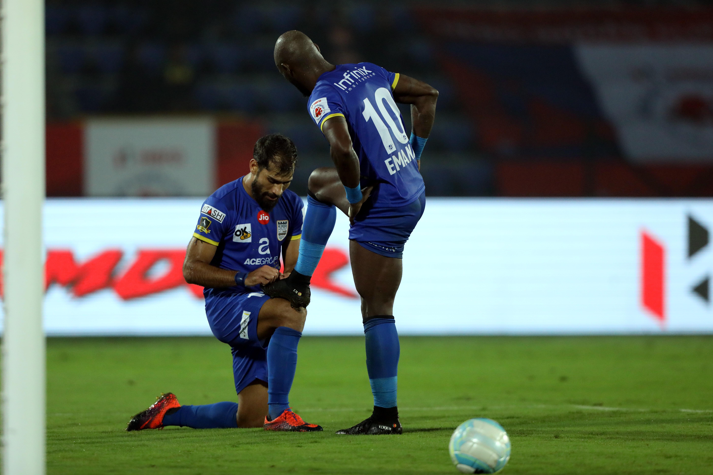 Balwant Singh Achille Emana Mumbai City FC