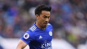 2018-09-28 Shinji Okazaki Leicester City