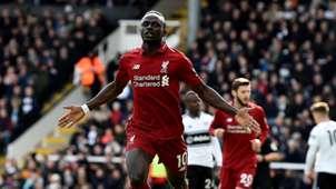 Sadio Mane Liverpool Premier League