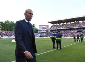Zidane Rayo Vallecano Real Madrid LaLiga