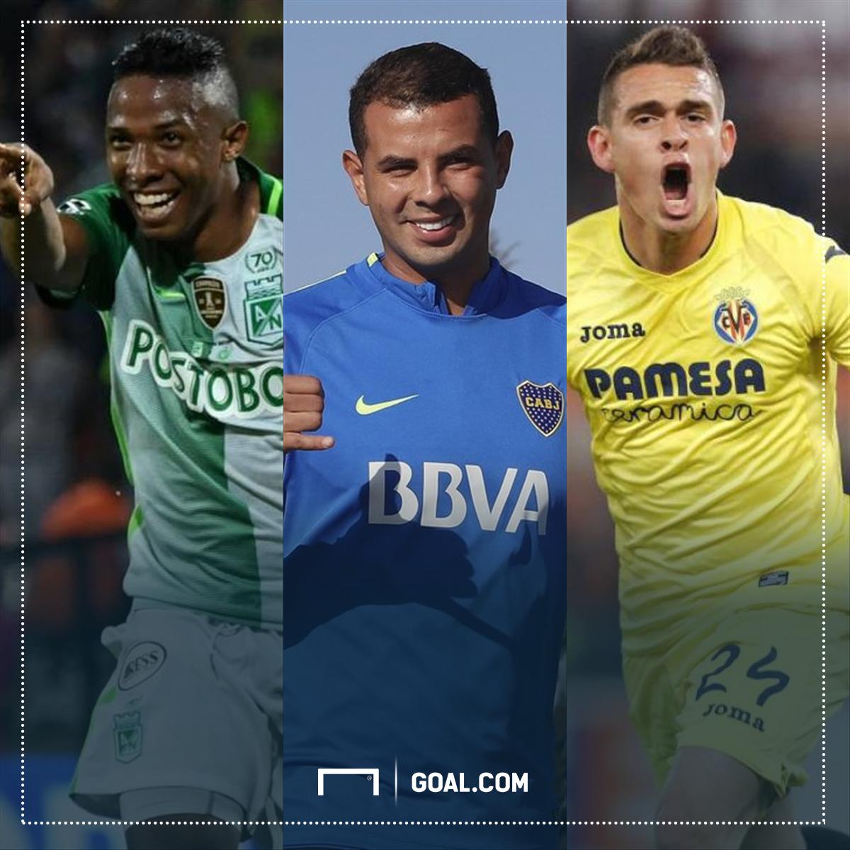 PS Colombianos en Argentina