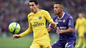 Angel Di Maria PSG 10022018