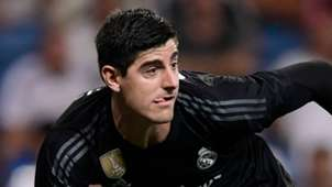 Thibaut Courtois Real Madrid 2018-19
