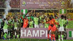 AWCON 2018 Nigeria