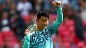 Son Heung Min Tottenham 2018-19