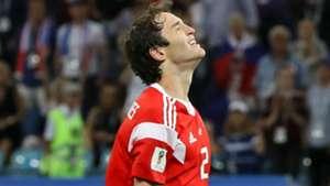 Mário Fernandes Rússia Copa do Mundo 07 07 2018