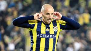 Aatif Fenerbahce goal celebration Antalyaspor 04232018