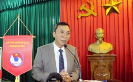 Phó Chủ tịch thường trực LĐBĐ Việt Nam Trần Quốc Tuấn