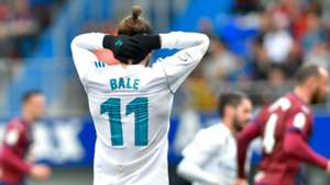 Gareth Bale Real Madrid Eibar