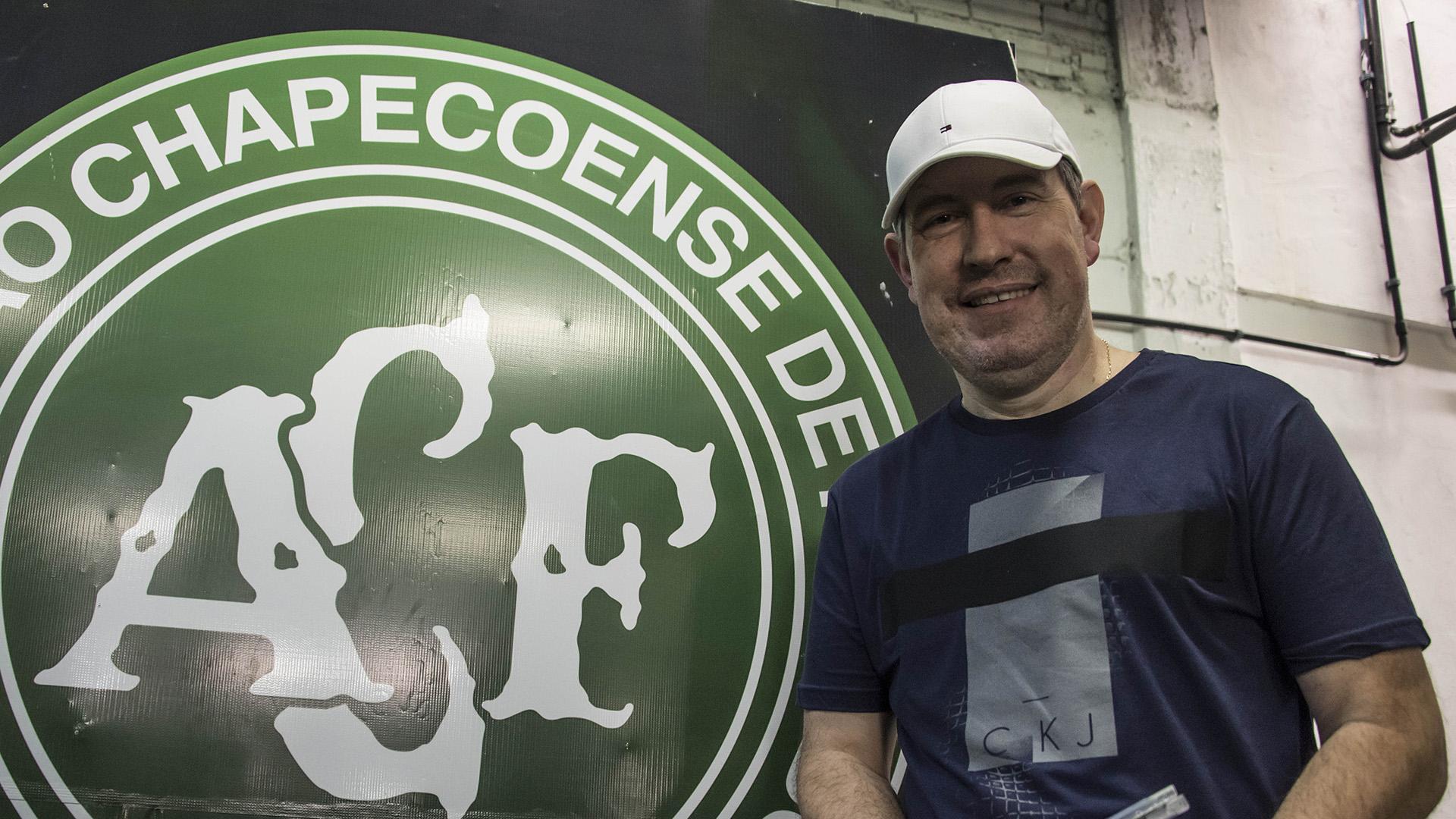 Rafael Henzel Chapecoense 20012017