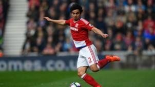Fabio da Silva Middlesbrough Premier League
