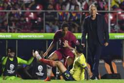 Carlos Querioz Colombia - Qatar Copa América 2019