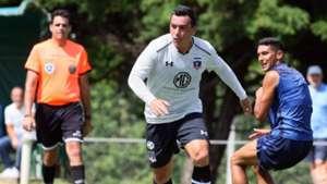 120119 Real Pilar Colo Colo Esteban Paredes