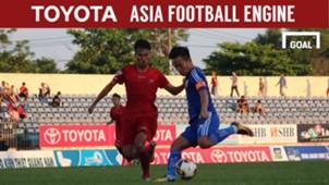 Quảng Nam Hải Phòng Vòng 19 V.League 2017