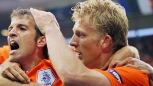 van der Vaart Dirk Kuyt Netherlands