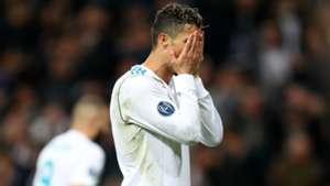 Cristiano Ronaldo Real Madrid Bayern Munich UEFA Champions League