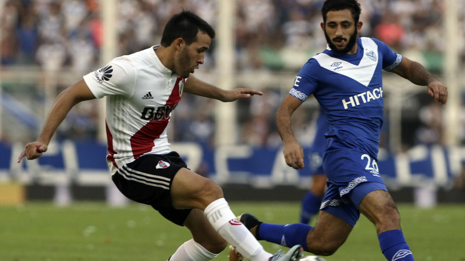 Camilo Mayada Velez River Plate Superliga Argentina 24022018