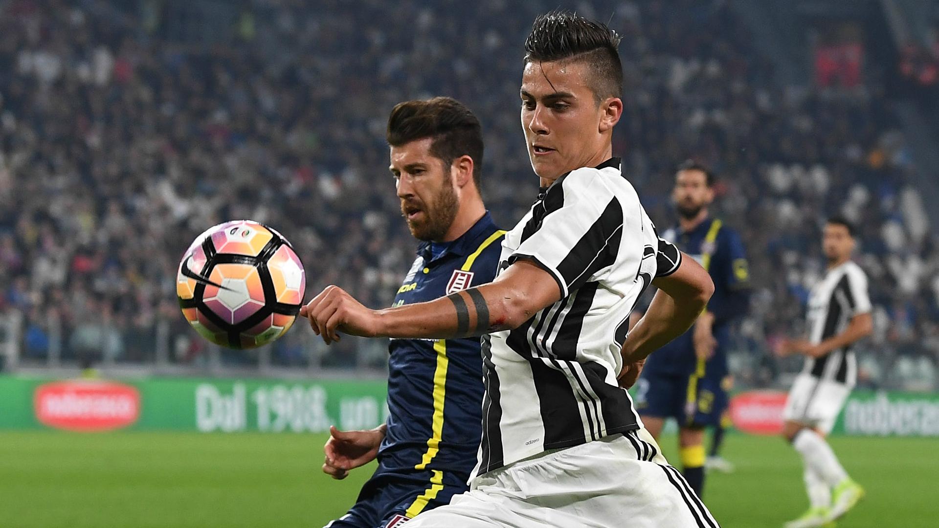 Spolli Dybala Juventus Chievo Serie A