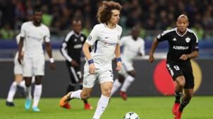 David Luiz Chelsea Champions League