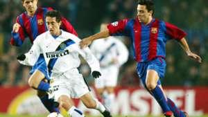 Domenico Morfeo Inter Mailand Xavi FC Barcelona