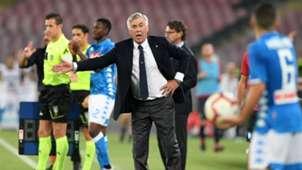 Ancelotti Napoli Milan