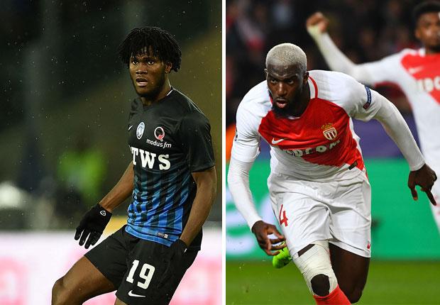 Franck Kessie & Bakayoko
